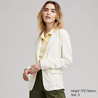 Uniqlo Women's Uv Cut Jersey Jacket