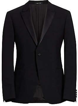 Emporio Armani Men's M Line Stretch Wool Tuxedo