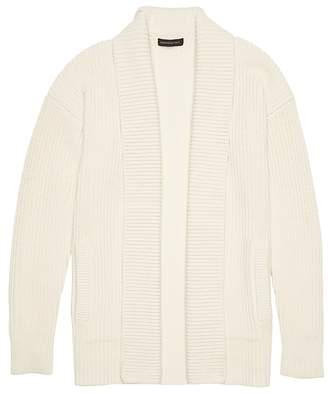 Banana Republic JAPAN EXCLUSIVE Open Cardigan Sweater