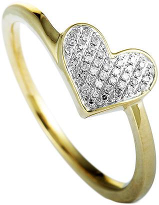 Diamond Select Cuts 14K Diamond Ring