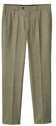 Mango man MANGO MAN Slim-fit patterned suit trousers