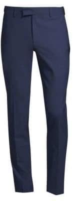 The Kooples Men's Wool Suit Trousers - Blue - Size 44 (34)