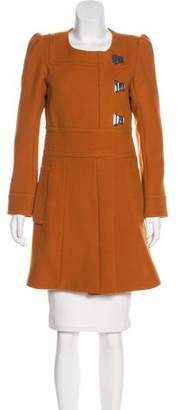 Sonia by Sonia Rykiel Wool & Cashmere-Blend Coat