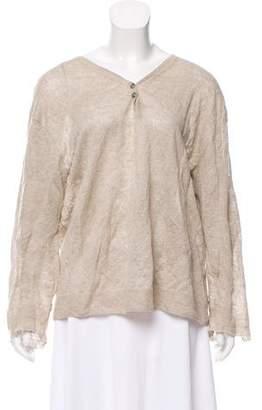 6397 Lightweight Knit Top