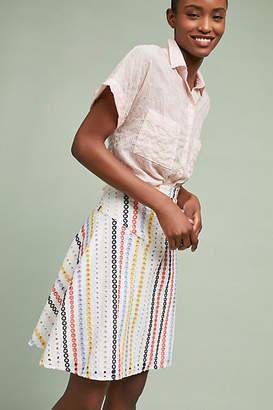 Eva Franco Abacos A-line Skirt