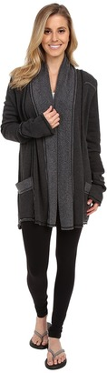 Hard Tail Slouchy Cardigan $110 thestylecure.com