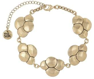 The Sak Layered Circle Station Bracelet
