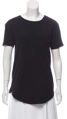 R 13 Short Sleeve Casual Top