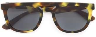 Mykita Maison Martin Margiela x square sunglasses