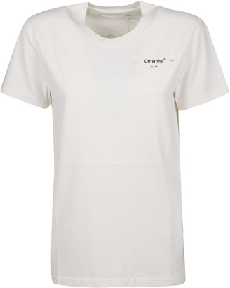 Off-White Off White Printed T-shirt