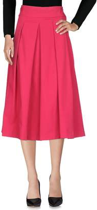 Satine 3/4 length skirts