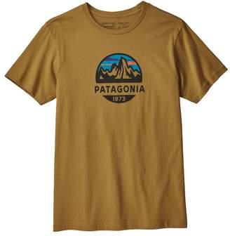 Patagonia Men's Fitz Roy Scope Organic Cotton T-Shirt