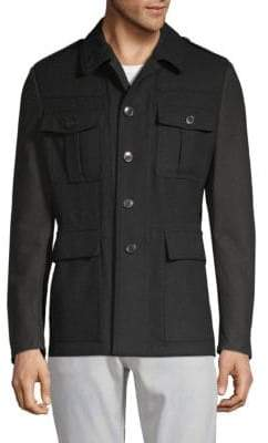 Dries Van Noten O-Shirt Jacket