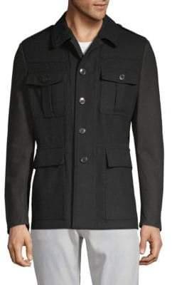 Dries Van Noten O-Shirt Jacket