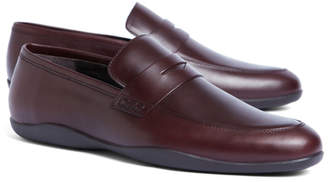 Brooks Brothers Harrys Of London Cordovan Downing Loafers