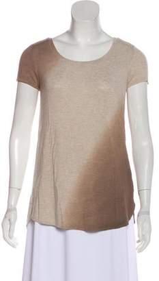 Lafayette 148 Short Sleeve T-Shirt