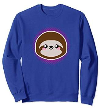 Cute Sloth Kawaii Funny Lazy Anime Sweatshirt Gift