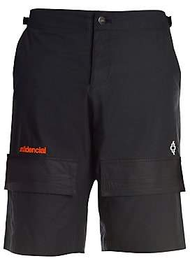 Marcelo Burlon County of Milan Men's Confidencial Cargo Shorts