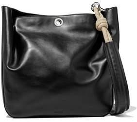 Belstaff Leather Shoulder Bag