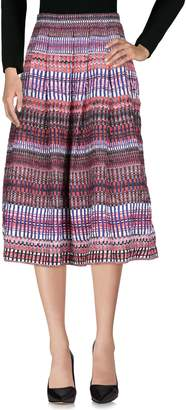 Saloni 3/4 length skirts - Item 35360887CA
