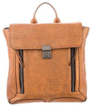 3.1 Phillip Lim Leather Textured Backpack