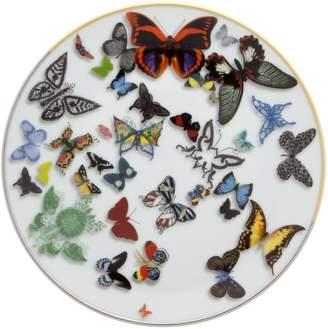 Christian Lacroix Butterfly Dessert Plate