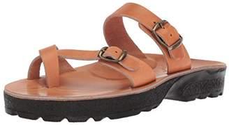 Jerusalem Sandals Women's Ruth Molded Footbed Slide Sandal