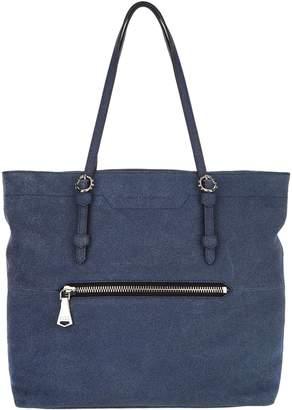 Aimee Kestenberg Leather On-the-Go Tote Handbag