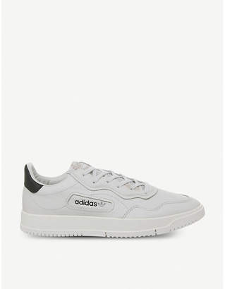 adidas SC Premiere leather trainers