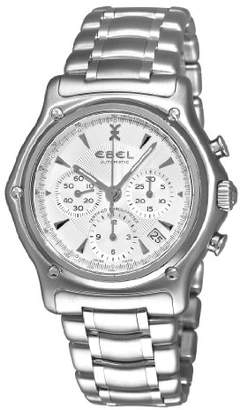 Ebel Men's '1911' Swiss Automatic Stainless Steel Sport Watch