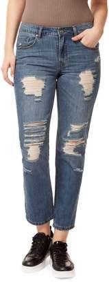 Dex Distressed Boyfriend Jeans