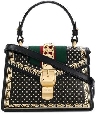 Gucci Sylvie mini Moon & Stars bag