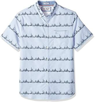 Original Penguin Men's City Skyline Shirt