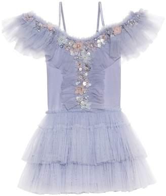 TUTU DU MONDE - Girl's Wallflower Tutu Dress