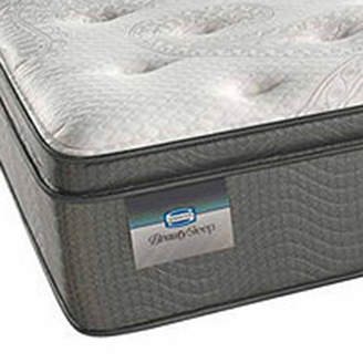 SIMMONS BEAUTYREST BeautySleep Andros Island Cushion Firm Pillow-Top Mattress