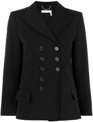 Chloé double breasted blazer