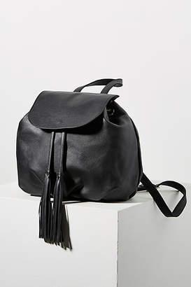 JJ Winters Cayden Leather Backpack