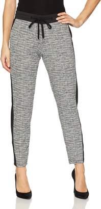 Hue Women's Tuxedo Lux Tweed Leggings Sockshosiery