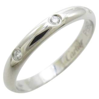 Cartier White gold ring