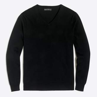 J.Crew Factory V-neck sweater in perfect merino blend