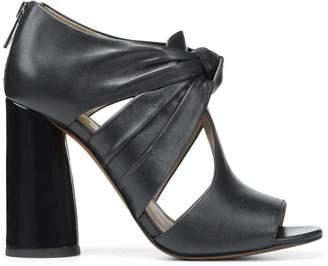 Donald J Pliner BAILEY, Nappa Leather Heeled Sandal