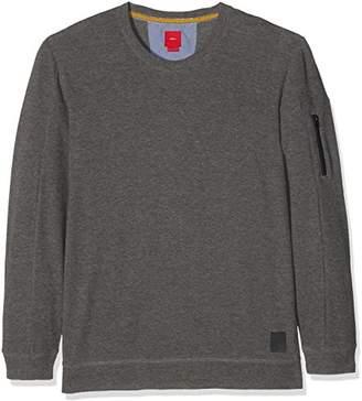 S'Oliver Big Size Men's 15710316192 Longsleeve T-Shirt,3XL