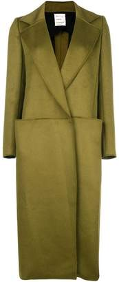 Maison Rabih Kayrouz single breasted coat