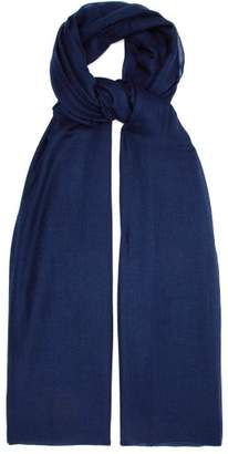 Denis Colomb Cloud Nomad Cashmere Scarf - Womens - Navy