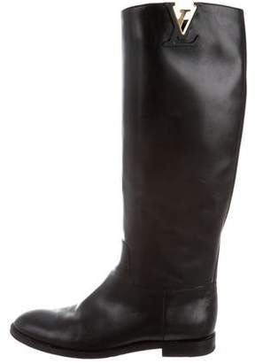 Louis Vuitton Heritage Riding Boots