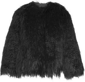 Theory Faux Shearling Jacket