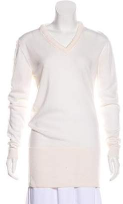 Lemaire Virgin Wool Long Sleeve Sweater