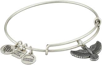 Alex and Ani Charity by Design Spirit of the Eagle Charm Bangle Bracelet