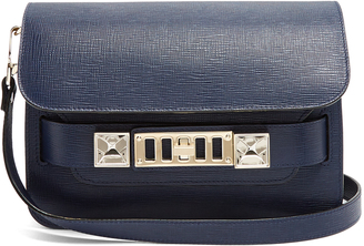 PROENZA SCHOULER PS11 Mini leather shoulder bag $1,426 thestylecure.com