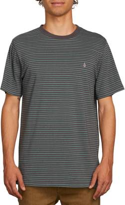 Volcom Joben Striped T-Shirt